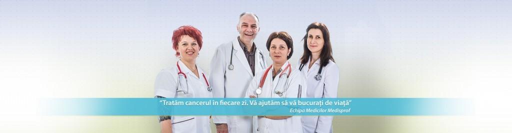 Echipa de medici Medisprof